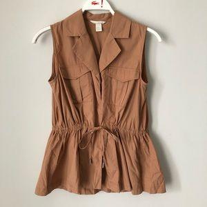 Cute H&M Brown Top